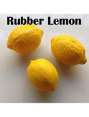 Rubber Fruit - Latex Lemon Accessory