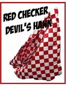 Super Giant Devil's Hank -- Red/White Checkered Trick