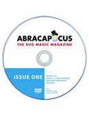 Abracapocus Issue 1 DVD