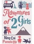 Adventures of 2 Girls Book