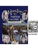 Adventures of 51 Magicians Book