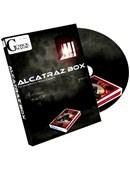 Alcatraz Box DVD & props