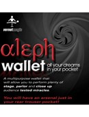 Aleph Wallet DVD