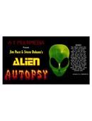 Alien Autopsy trick Trick