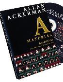 Allan Ackerman A Material DVD