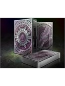 Alloy Amethyst Playing Cards Special Numbered Edition Deck (Purple) Deck of cards