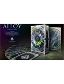 Alloy Cobalt Playing Cards Special Numbered Edition Deck (Blue) Deck of cards