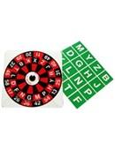 Alphabet Roulette Trick
