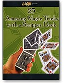Amazing Magic Tricks with Stripper Decks DVD