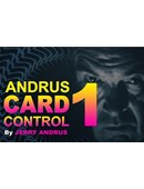 Andrus Card Control 1 magic by John K. Redmon