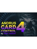 Andrus Card Control 4 magic by John K. Redmon