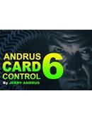 Andrus Card Control 6 magic by John K. Redmon