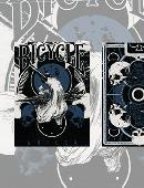 Anicca Deck (Metallic Blue) Deck of cards