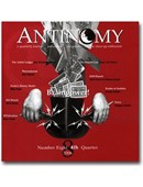 Antinomy Magazine #8 Magazine