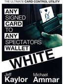 Any Card to Any Spectator's Wallet - WHITE   DVD