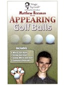 Appearing Golf Balls Accessory