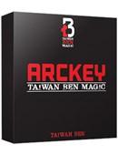ArcKey Bending Key DVD & props