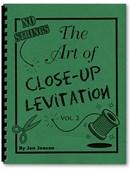 Art of Close Up Levitation Vol 2 - No Strings Book