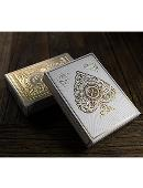 Artisan Playing Cards (White) Deck of cards