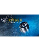 Ash and Ember Silver (Beveled) Trick