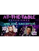 At The Table - April 2016  magic by Xavier Spade and Simon Black