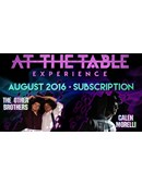At The Table - August 2016 Magic download (video)