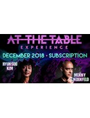 At The Table December 2018 Magic download (video)