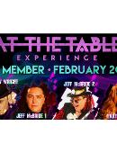 At The Table - February 2015 Live lecture