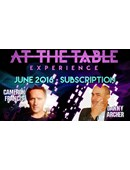 At The Table - June 2016 Live lecture