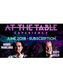 At The Table - June 2018 Live lecture
