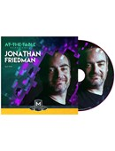 At The Table Live Jonathan Friedman DVD