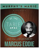 Marcus Eddie Live Lecture Live lecture