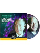 At the Table Live Lecture Michael Rubinstein DVD