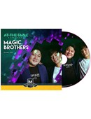At The Table Live Magic Brothers DVD