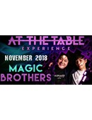 At The Table Live Magic Brothers magic by Magic Brothers