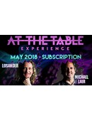 At The Table - May 2018 Live lecture