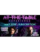 AT The Table - May 2019 Live lecture
