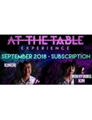 At The Table - September 2018 Live lecture