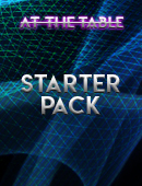 At The Table - Starter Pack magic by Murphy's Magic Supplies