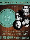 At The Table - September 2014 Live lecture