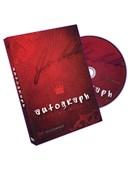 Autograph DVD