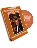Award Winning Card Magic of Martin Nash - A-1 Volume 4, DVD DVD
