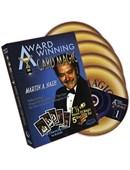 Award Winning Card Magic DVD