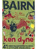 Bairn - The Brain Children of Ken Dyne  Book