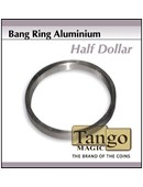Bang Ring Half Dollar Aluminum by Tango Accessory
