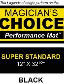 Bartender's Choice Close-Up Mat (BLACK Super Standard - 12x32.5)  Accessory