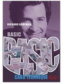 Basic Basic Card Magic DVD