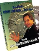 Basic-Intermediate Coin Magic - Volume 2 (David Roth) DVD