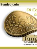 Bent Coin - 50 Euro Cents Gimmicked coin