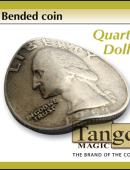 Bent Coin - Quarter Dollar Gimmicked coin